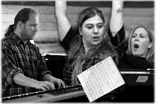 Musikalisk gottepåse den 9 november på Lärjeåns Kafé & Trädgårdar