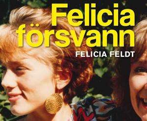 Felicia försvann – bokomslag