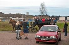 Kanske lockar en tur med häst och vagn?.Foto: I.B