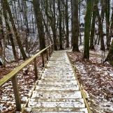 … ravinen? Bara du har ordentligt på fötterna, så är det ok att använda trappan Foto: Susana Krstic