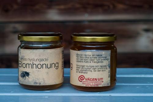 Lärje honung_Johanne Pernklint