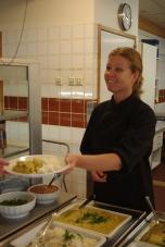 Cecilia Ousbäck, kock Estrella